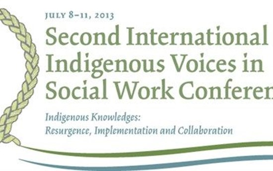 Second International Indigenous Voices in Social Work Conference